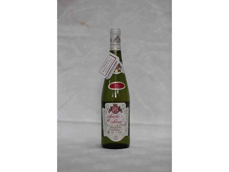Comprar Vino Señorio Del Sobral Galicia Marisco