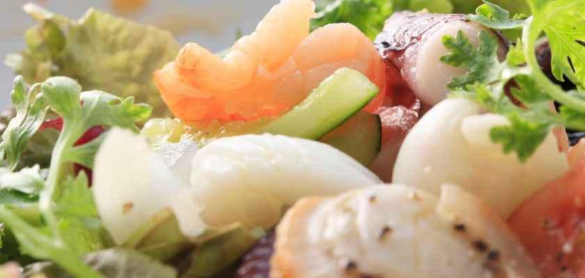Ideas para preparar ensaladilla de marisco